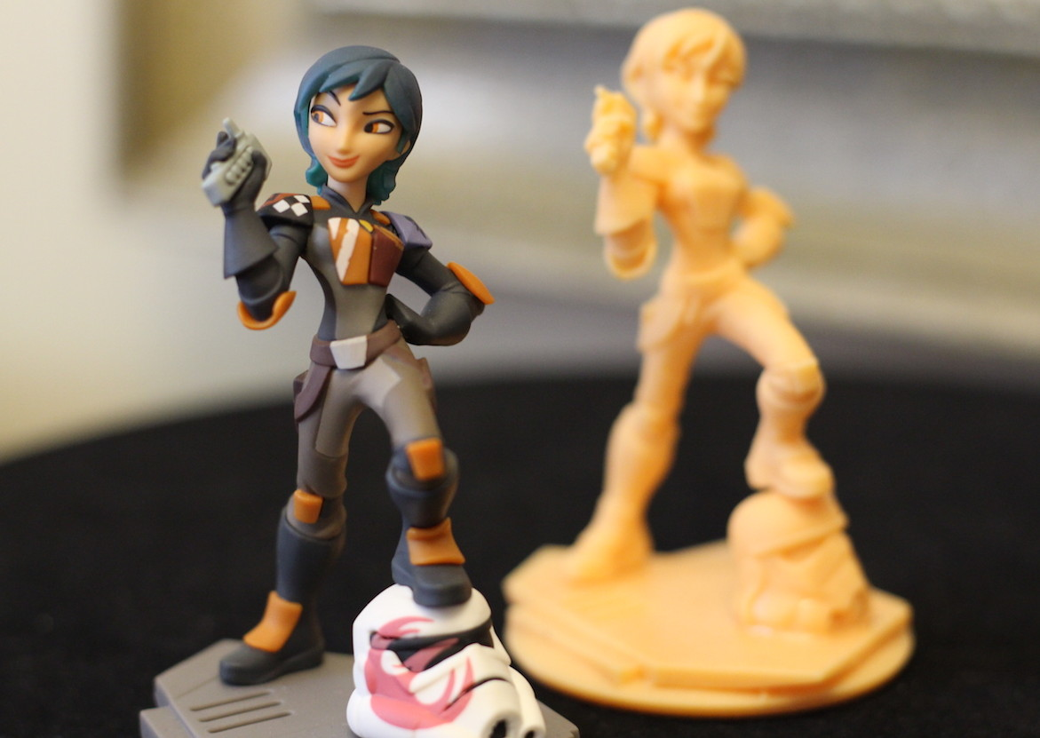 "Star Wars Disney Character Figures ""star Wars Rebels"" Has Figures"