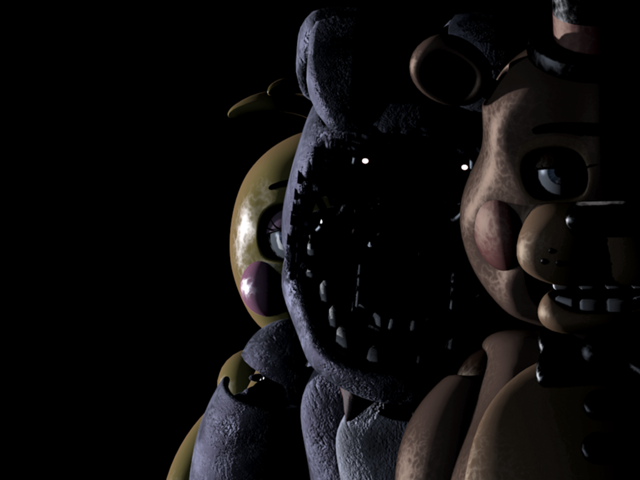 Five nights at freddy s 2 player theory