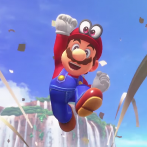 "Hats Off To ""Super Mario Odyssey"""