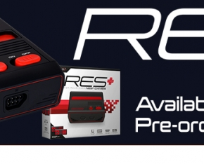 Retro-Bit Announces New RES Plus Console