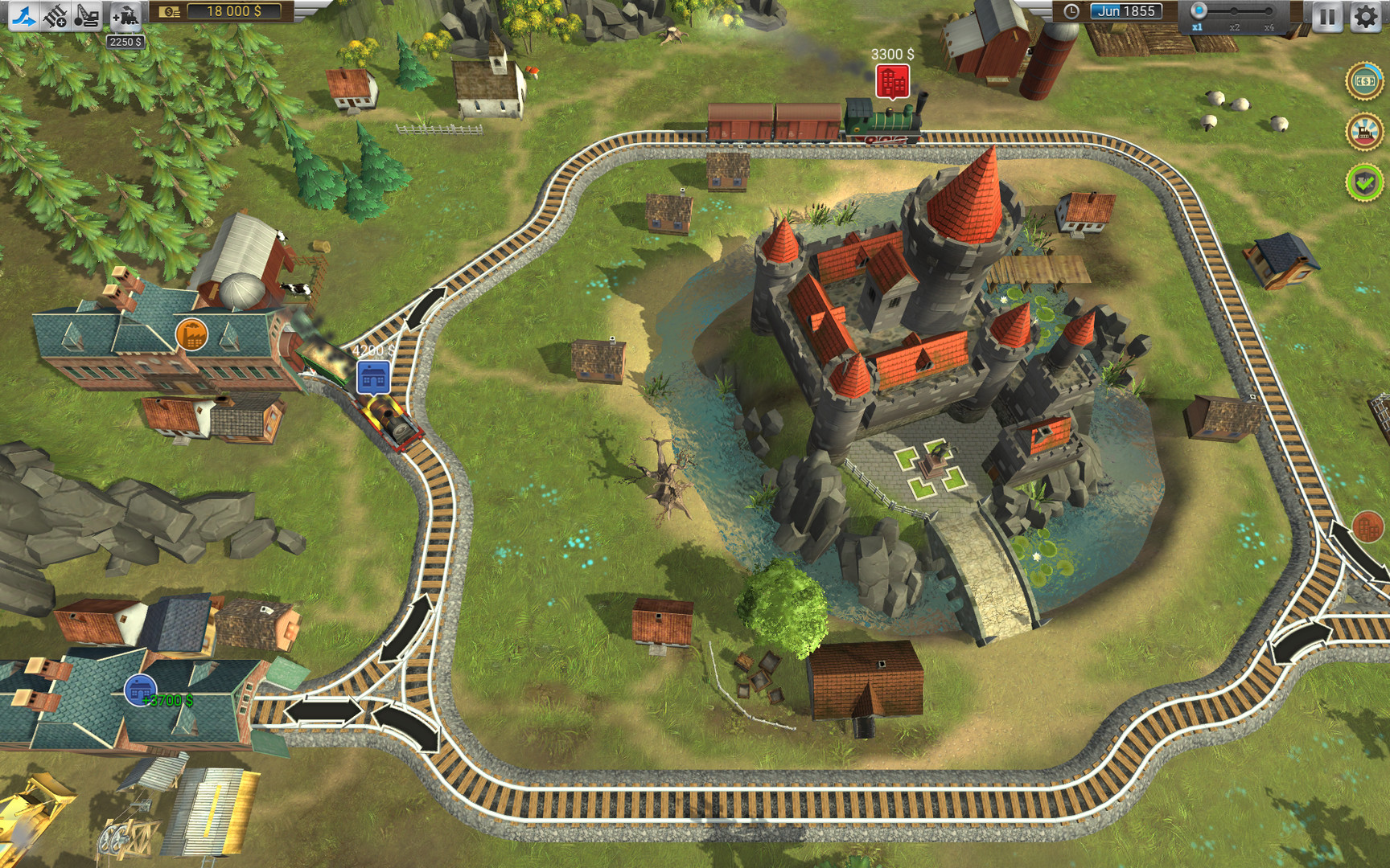 Railroad Building Games Free Download